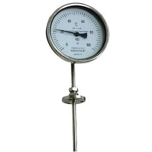 径向型双金属温度计